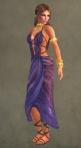 Spartan Dress BLUE5