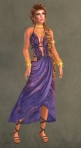 Spartan Dress BLUE6