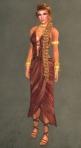 Spartan Dress RED1