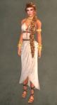 Spartan Dress WHITE1