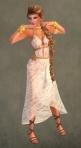 Spartan Dress WHITE4