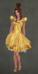Adagio SUNLIGHT Gown4