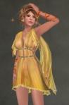 Flutter Dress SUNLIGHT2