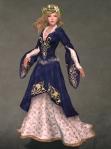 Luthien Gown BLUE02