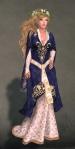 Luthien Gown BLUE04
