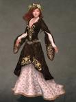 Luthien Gown BROWN02