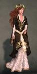 Luthien Gown BROWN04