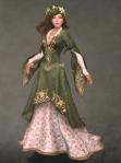 Luthien Gown GREEN02