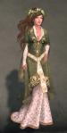 Luthien Gown GREEN04