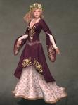 Luthien Gown PLUM02
