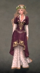 Luthien Gown PLUM03