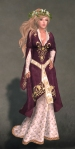 Luthien Gown PLUM04
