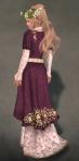 Luthien Gown PLUM05