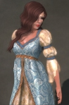 Arwen Gown BLUE07