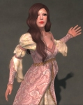 Arwen Gown CORAL04