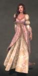 Arwen Gown CORAL08