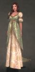 Arwen Gown GREEN01