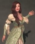 Arwen Gown GREEN04
