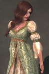 Arwen Gown GREEN07