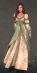 Arwen Gown GREEN08