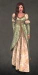 Arwen Gown GREEN09