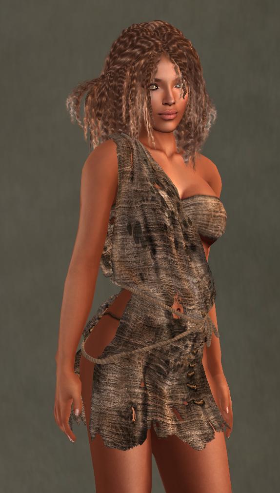 Slave huntress long version 7