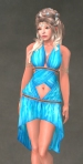 Ophelia Tunic SKY1