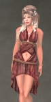 Ophelia Tunic WINE1