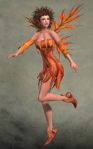 Autumn Faerie11