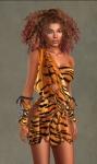 Fur Tunics TIGER1