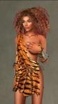 Fur Tunics TIGER3