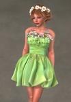 Valentina Dress APPLE1
