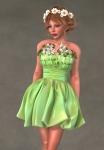 Valentina Dress APPLE2