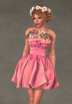 Valentina Dress ROSE2