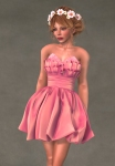 Valentina Dress ROSE3