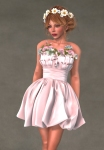 Valentina Dress VANILLA1