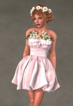 Valentina Dress VANILLA2