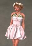 Valentina Dress VANILLA2