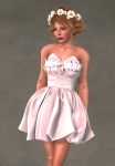 Valentina Dress VANILLA3