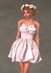 Valentina Dress VANILLA3