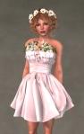 Valentina Dress VANILLA5