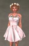 Valentina Dress VANILLA6
