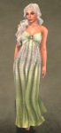 Khaleesi Dress GREEN01