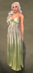 Khaleesi Dress GREEN02