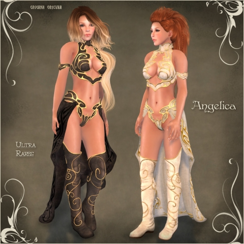 FGC Angelica Outfit by Caverna Obscura
