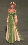 Idril Gown GREEN01