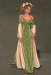 Idril Gown GREEN02