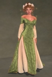 Idril Gown GREEN03