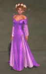 Idril Gown LAVENDER01