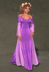 Idril Gown LAVENDER02